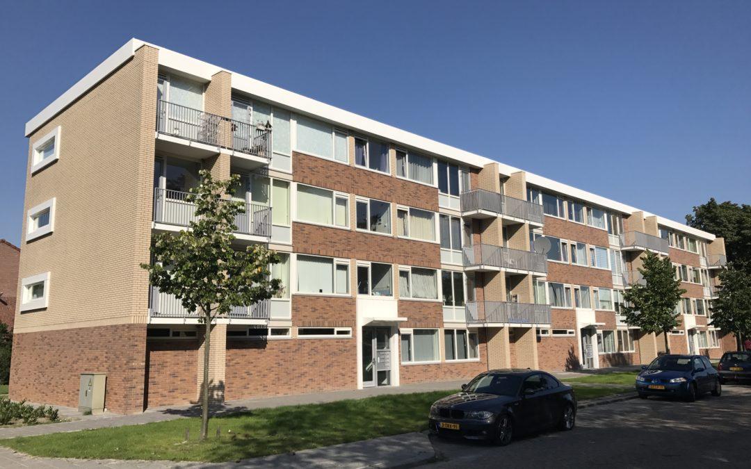 Renovatie 174 woningen te Oosterhout