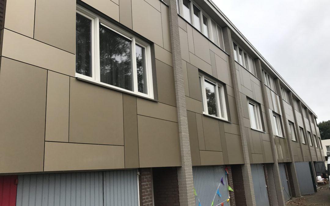 Upgrade 33 woningen te Meijel